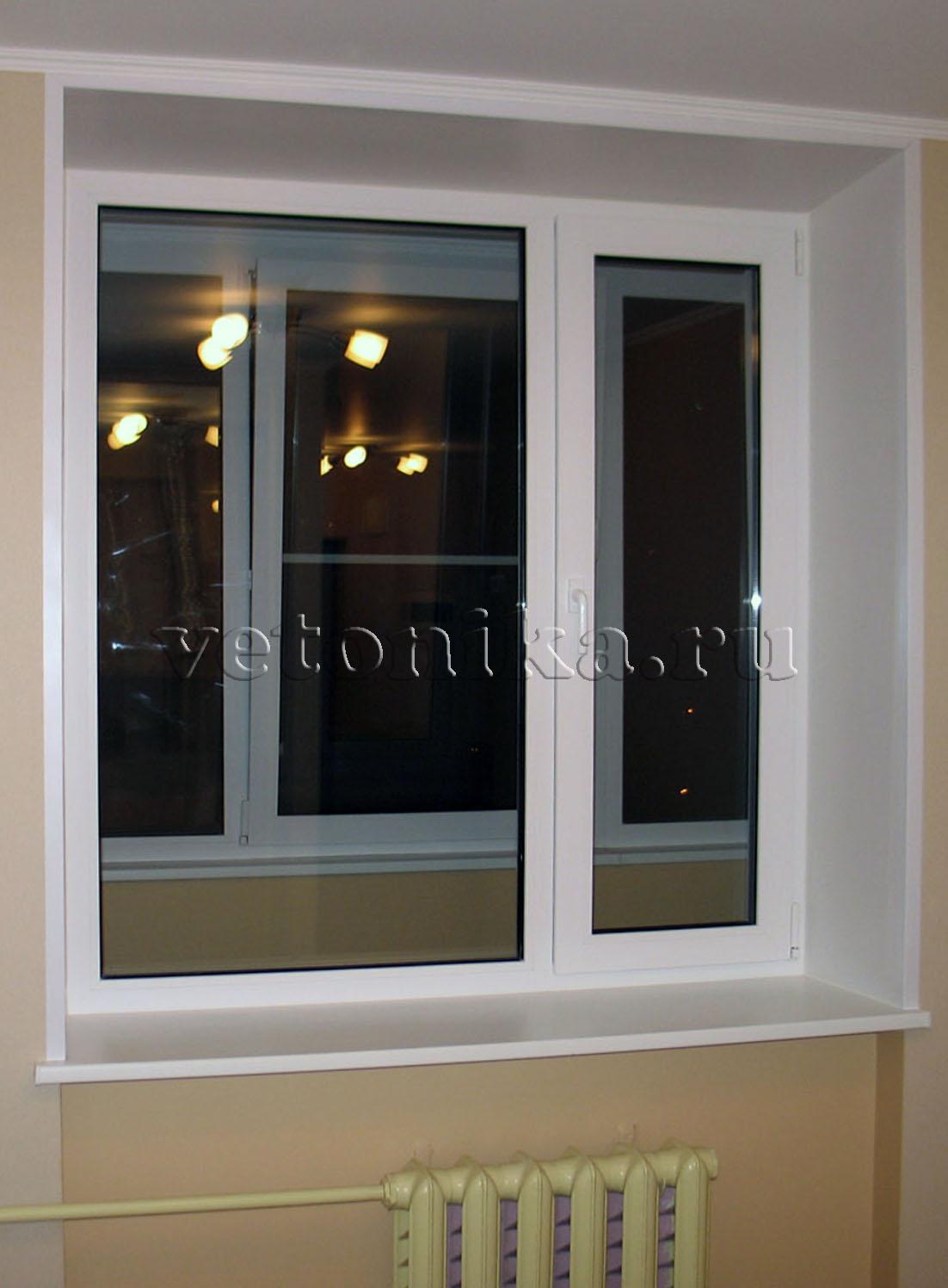 Окна для домов серии башня вулыха.