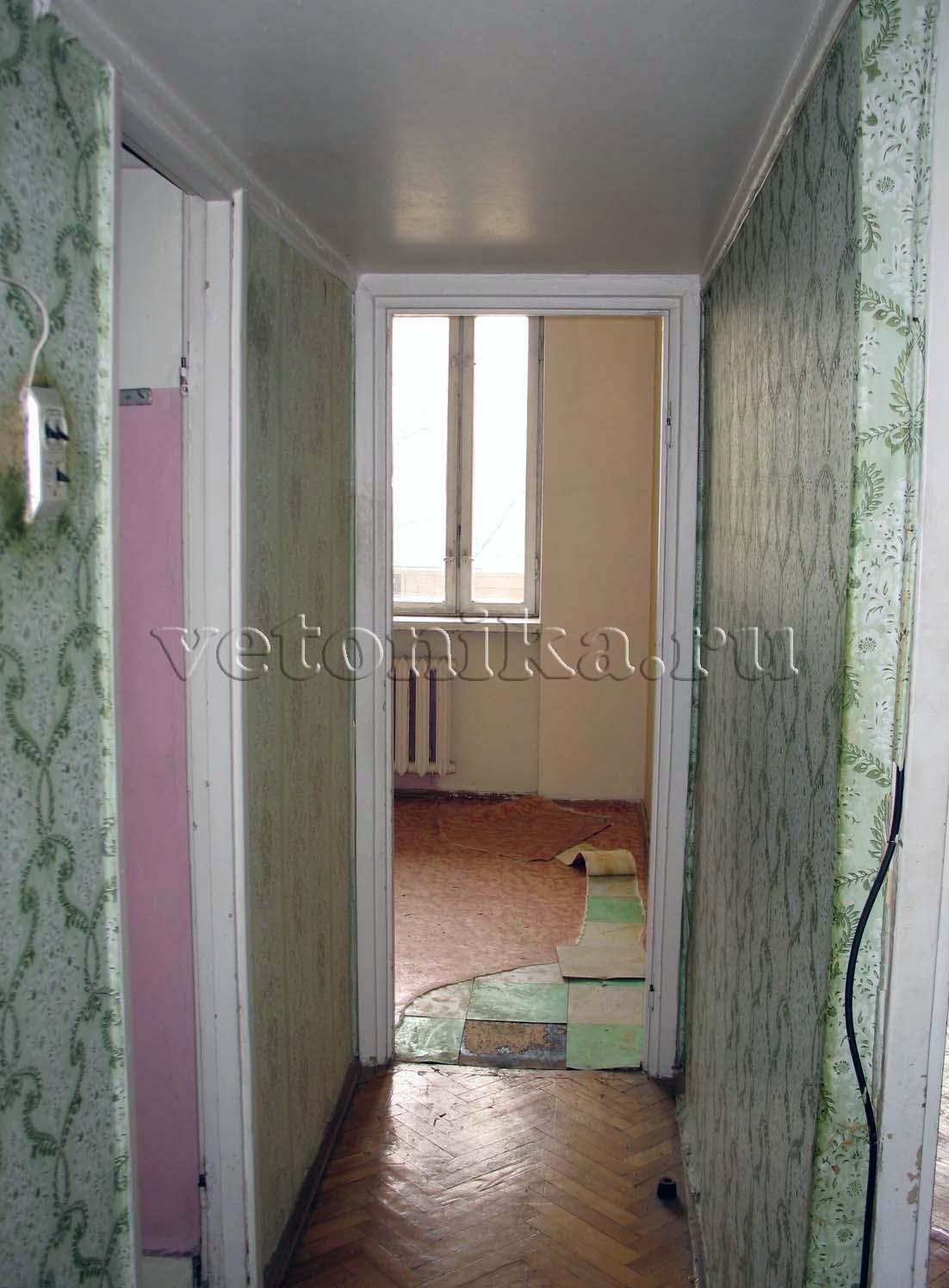 Башня вулыха объединение кухни и балкона..